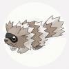 【ジグザグマ】しんそくの遺伝経路(USUMのタマゴ技)